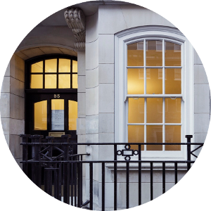 85 Wimpole Street London / height=